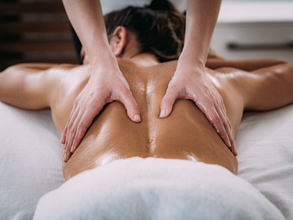Massage Therapy's History